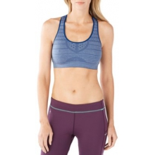 Women's PhD Seamless Racerback Bra by Smartwool in Succasunna Nj