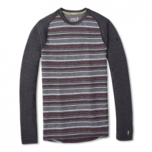 Men's Merino 250 Baselayer Pattern Crew by Smartwool