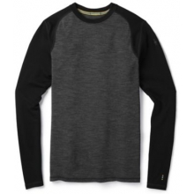 Men's Merino 250 Baselayer Pattern Crew by Smartwool in Huntington Beach Ca