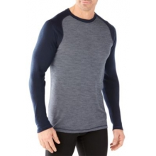 Men's Merino 250 Baselayer Pattern Crew by Smartwool in Naperville Il