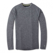 Men's Merino 250 Baselayer Pattern Crew by Smartwool in Roseville Ca