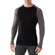 Men's NTS Mid 250 Pattern Crew by Smartwool