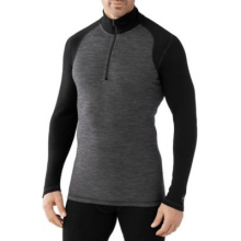 Men's Merino 250 Baselayer Pattern 1/4 Zip by Smartwool in Dillon Co