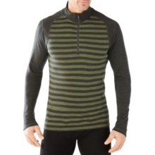 Men's Merino 250 Baselayer Pattern 1/4 Zip by Smartwool in Geneva Il