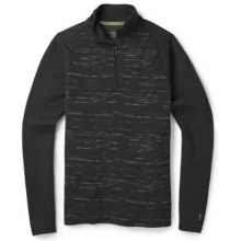 Men's Merino 250 Baselayer Pattern 1/4 Zip by Smartwool in Red Deer Ab
