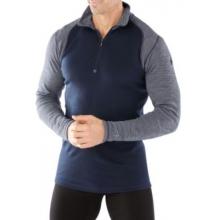 Men's Merino 250 Baselayer Pattern 1/4 Zip by Smartwool