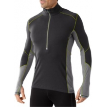 Men's PhD Light Zip T by Smartwool in Colorado Springs Co