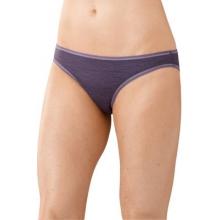 Women's NTS Micro 150 Pattern Bikini by Smartwool in Succasunna Nj