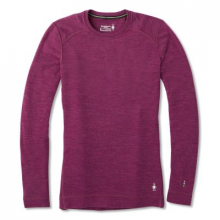 Women's Merino 250 Baselayer Crew by Smartwool in Canmore Ab