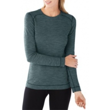 Women's Merino 250 Baselayer Pattern Crew by Smartwool in Troy Oh