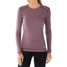 Women's Merino 250 Baselayer Pattern Crew by Smartwool in Colorado Springs Co