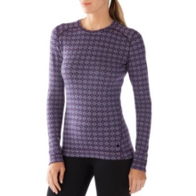 Women's Merino 250 Baselayer Pattern Crew by Smartwool in Fort Worth Tx