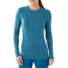 Women's Merino 250 Baselayer Pattern Crew by Smartwool in Grand Rapids Mi