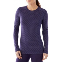 Women's NTS Mid 250 Pattern Crew by Smartwool in Burlington Vt