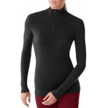 Women's Merino 250 Baselayer 1/4 Zip by Smartwool in Canmore Ab