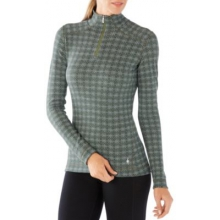 Women's Merino 250 Baselayer Pattern 1/4 Zip by Smartwool in Arcadia Ca