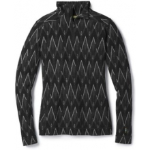 Women's Merino 250 Baselayer Pattern 1/4 Zip by Smartwool in Avon Ct