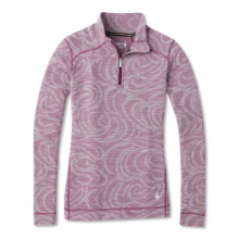Women's Merino 250 Baselayer Pattern 1/4 Zip by Smartwool in Phoenix Az