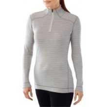 Women's NTS Mid 250 Pattern Zip T by Smartwool