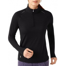 Women's PhD Ultra Light Zip T by Smartwool in Ashburn Va