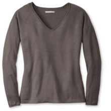 Women's Granite Falls V-Neck by Smartwool in Ashburn Va