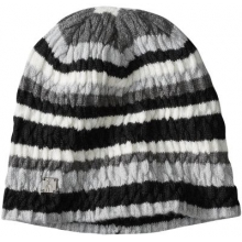 Women's Striped Chevron Hat