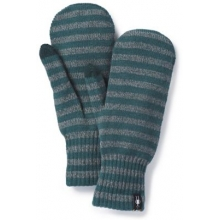 Striped Knit Mitt by Smartwool in Arcata Ca