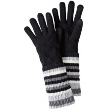 Women's Striped Chevron Glove by Smartwool