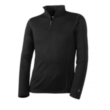 Kids' Merino 250 Baselayer Zip T by Smartwool
