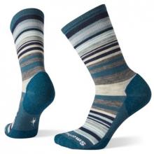 Women's Everyday Jovian Stripe Crew Socks by Smartwool in Chelan WA