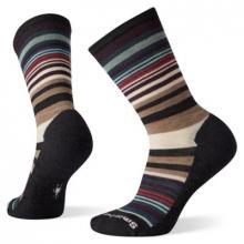 Women's Everyday Jovian Stripe Crew Socks by Smartwool in Alamosa CO
