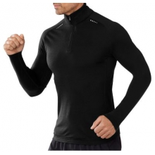 Men's PhD Ultra Light Zip T by Smartwool in Ashburn Va