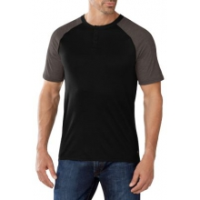 Men's NTS Micro 150 Short Sleeve Henley by Smartwool in Ashburn Va