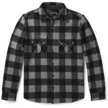 Men's Anchor Line Shirt Jacket by Smartwool in Red Deer Ab