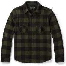 Men's Anchor Line Shirt Jacket by Smartwool in Ridgway Co