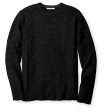 Men's Larimer Cable Crew by Smartwool