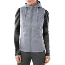 Women's Double Propulsion 60 Hooded Vest by Smartwool in Ashburn Va