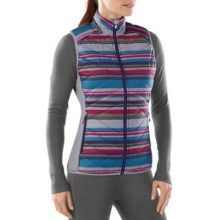 Women's Printed Corbet 120 Vest by Smartwool in Okemos Mi