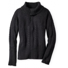 Women's Crestone Full Zip Sweater by Smartwool