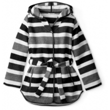 Women's Nokoni Striped Jacket by Smartwool in Encino Ca