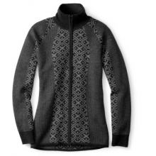 Women's Dacono Full Zip Sweater by Smartwool