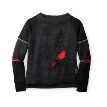 Women's Charley Harper Consorting Cardinals Sweater by Smartwool in Ashburn Va