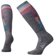 Women's PhD Ski Light Elite Pattern by Smartwool in Fort Lauderdale Fl