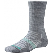Women's PhD Outdoor Light Crew by Smartwool in Ponderay Id