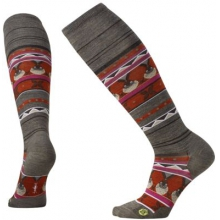 Women's Charley Harper Glacial Bay Seal Knee High by Smartwool