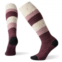 Women's Popcorn Cable Knee High