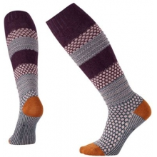 Women's Popcorn Cable Knee High by Smartwool in Nanaimo Bc