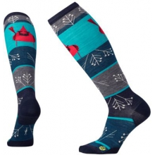 Women's Charley Harper Cardinal Knee High by Smartwool