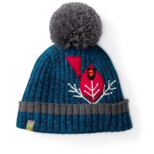 Charley Harper Cardinal Pom Beanie by Smartwool in Fort Worth Tx