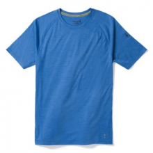 Men's Merino 150 Baselayer Pattern Short Sleeve by Smartwool in Corte Madera Ca